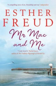 Cover image for Mr Mac and Me by Esther Freud