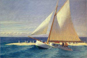 Sailing Boat (Edward Hopper)