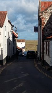 View from Blakeney Hight Street