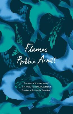Cover image for Flames by Robbie Arnott