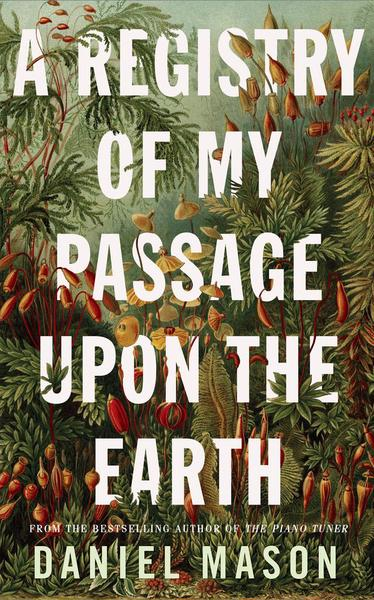 Cover image for A Registry of My Passage Upon the Earthby Daniel Mason