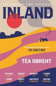 Cover image for Inland by Tea Obrecht