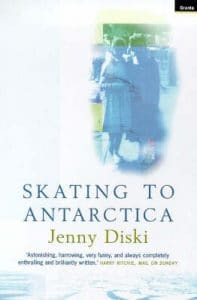 Cover image for Skating to Antarctica by Jenny Diski