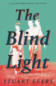 Cover image for The Blind Light by Stuart Evers