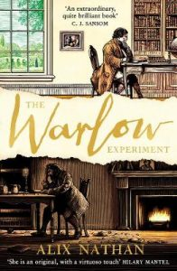 Cover image for The Warlow Experiment by Alix Nathan