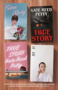 Cover image for True Story by Kate Reed Petty