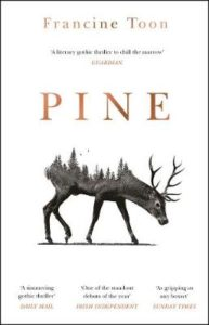 Paperback cover image for Pine by Francine Toon