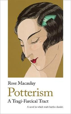 Cover image for Potterism by Rose Macauley
