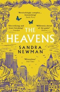 Cover image for The Heavens by Sandra Newman