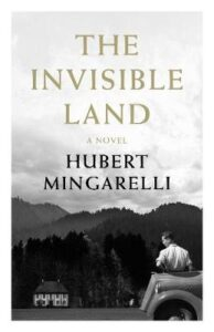 Cover image for The Invisible Land by Hubert Mingarelli