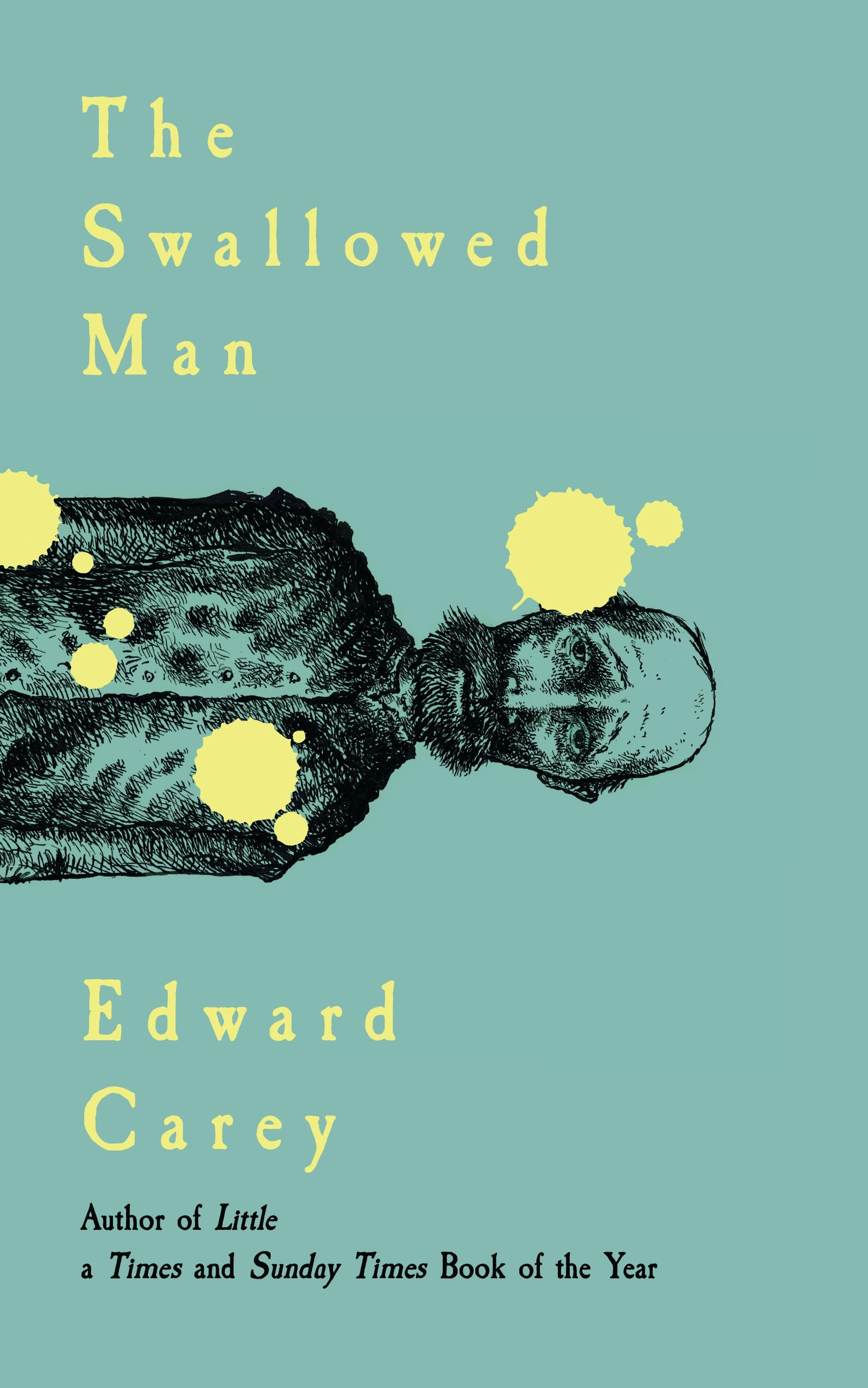 The Swallowed Man by Edward Carey: Geppetto's story