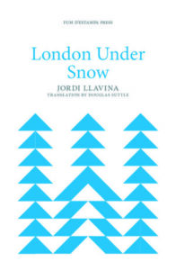 Cover image for London Under Snow by Jordi llavina