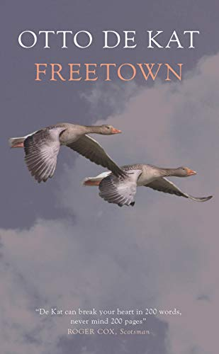 Cover image for Freetown by Otto de Kat