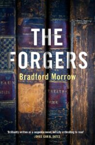 Cover image for The Forgers by Bradford Morrow