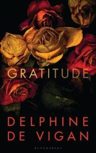 Cover image for Gratitude by Delphine de Vigan