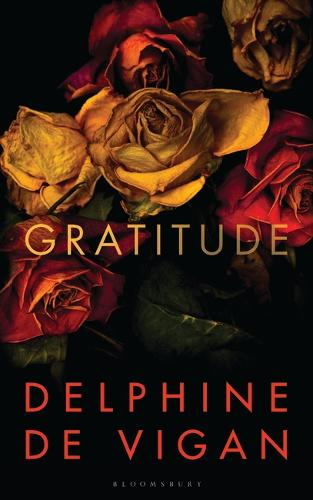 Cover image for Gratitude by Delphine de Vigan