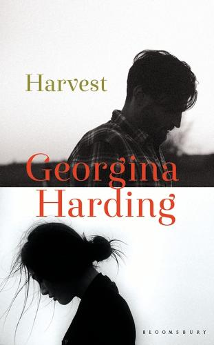 Cover image for Harvest by Georgina Harding