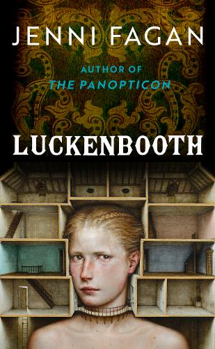 Cover image for Luckenbooth by Jenni Fagan