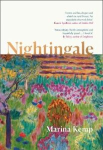 Cover for Nightingale by Marain Kemp