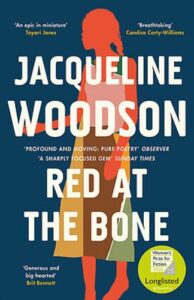 Cover image for Red at the Bone by Jacqueline Woodson