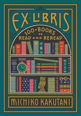 Cover image for Ex-Libris by Michiko Kakutani