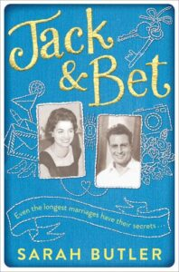 Cover image for Jack and Bet by Sarah Butler