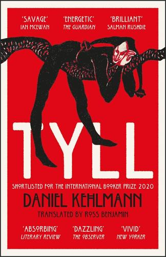 Cover image for Tyll by daniel Kehlmann