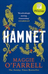 Cover image for Hamnet by Maggie O'Farrell