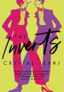 Cover inage for The Inverts by Crystal Jeans