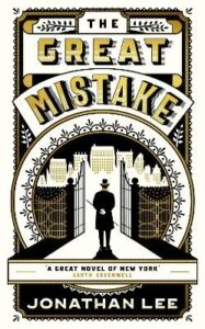 Cover image for The Great Mistake by Joanathan Lee