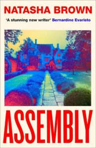 Cover image for Assembly by Natasha Brown