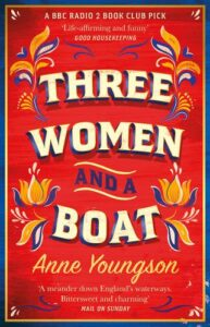 Cover image for Three Women and a Boat by Anne Youngson