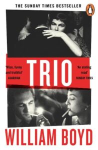 Cover image for Trio by William Boyd